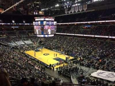 Capital One Arena, sección: 220, fila: L, asiento: 10