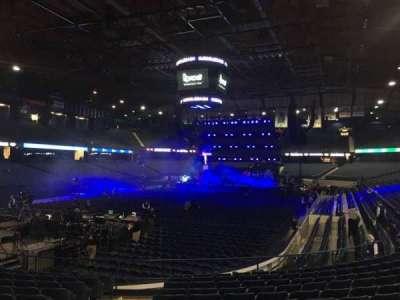 Allstate Arena, sección: 113, fila: M, asiento: 29