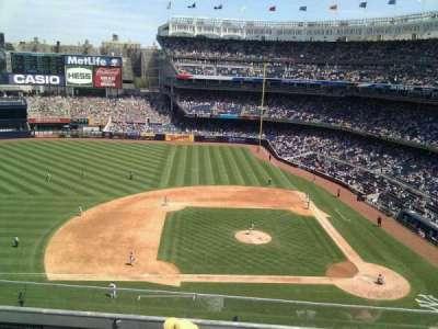 Yankee Stadium sección 324