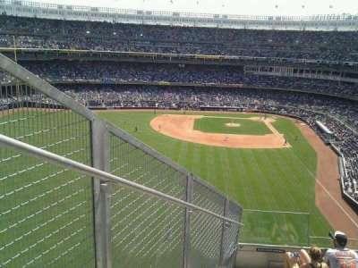 Yankee Stadium sección 334