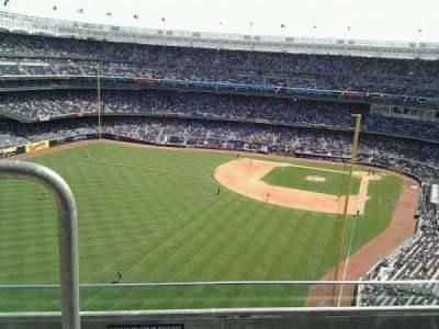 Yankee Stadium sección 433