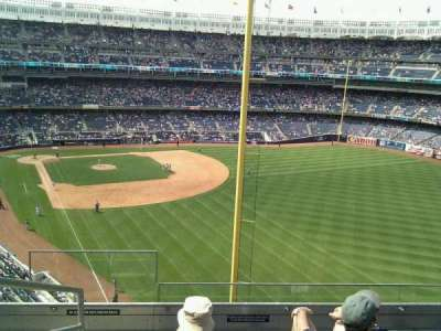 Yankee Stadium sección 307