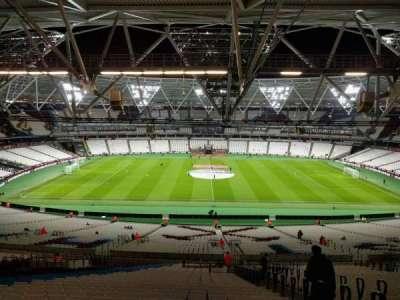 London Stadium sección 236