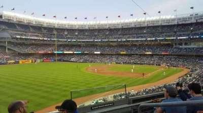 Yankee Stadium sección 231