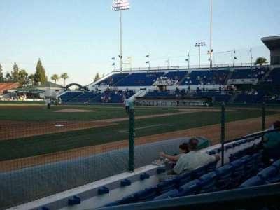 LoanMart Field, sección: FB16, fila: D, asiento: 1