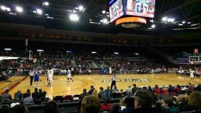 Erie Insurance Arena, sección: 103, fila: H, asiento: 9