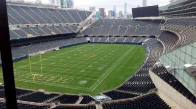 Soldier Field, sección: Suite, fila: 1