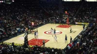 Philips Arena, sección: 217, fila: D, asiento: 10