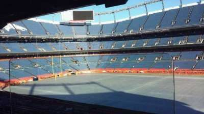 Sports Authority Field at Mile High, sección: Suite