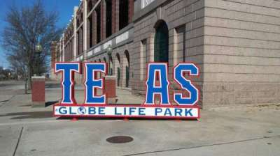 Globe Life Park in Arlington