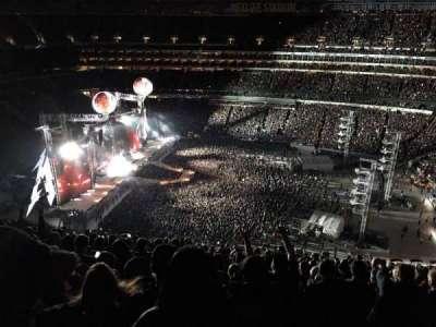 MetLife Stadium, sección: 337, fila: 26, asiento: 14