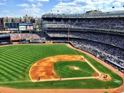 Yankee Stadium sección 425