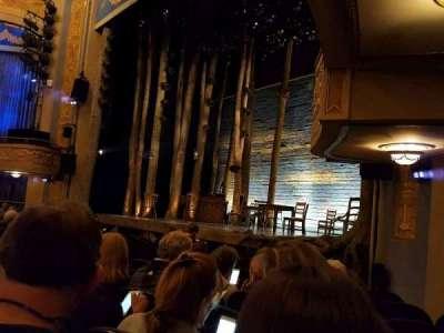 Gerald Schoenfeld Theatre, sección: Orch, fila: H, asiento: 22
