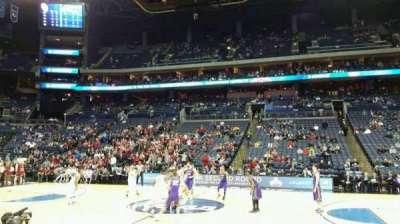 Nationwide Arena, sección: 114, fila: C, asiento: 9