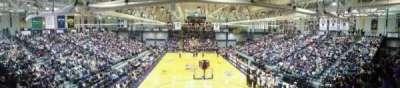 SEFCU Arena, sección: Top Area Walkway