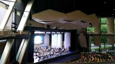 Saratoga Performing Arts Center, sección: 19, fila: A, asiento: 14