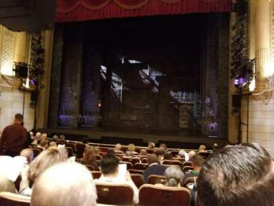 Samuel J. Friedman Theatre, sección: Orchestra, fila: L, asiento: 112