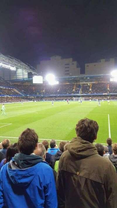 Stamford Bridge, sección: 11, fila: K, asiento: 036