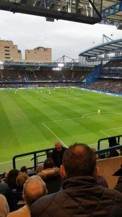 Stamford Bridge, sección: 14, fila: k, asiento: 151