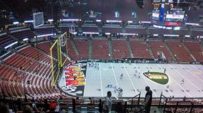 Honda Center, sección: 436, fila: N, asiento: 8