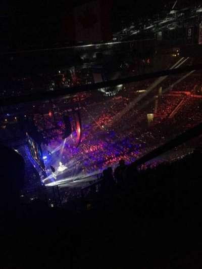 Bridgestone Arena, sección: 324