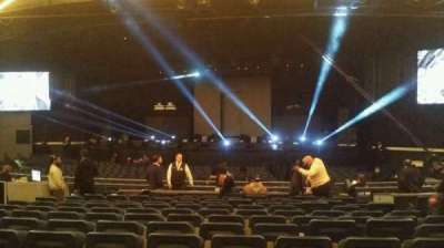 The Theatre at Madison Square Garden, sección: 202, fila: L, asiento: 11