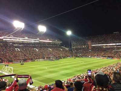 Bobby Dodd Stadium, sección: 131, fila: 29, asiento: 10