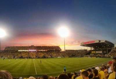 Mapfre Stadium, sección: 106, fila: 11, asiento: 13