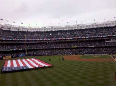 Yankee Stadium sección 233b
