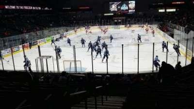 Van Andel Arena, sección: 128, fila: R, asiento: 12