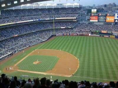 Yankee Stadium sección 414