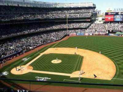 Yankee Stadium sección 315