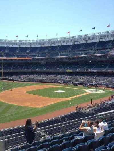 Yankee Stadium sección 228