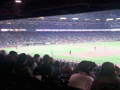 AT&T Park, sección: 103, fila: 39, asiento: 2