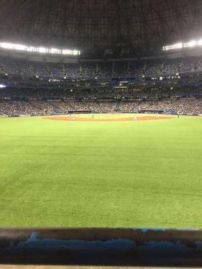 Rogers Centre, sección: 142R, fila: 1, asiento: 5