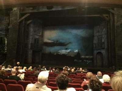 Imperial Theatre, sección: Center Orchestra, fila: O, asiento: 111