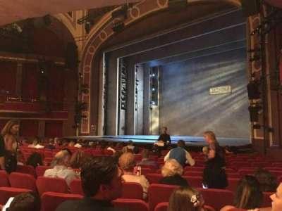Broadway Theatre - 53rd Street, sección: Orchestra, fila: Q, asiento: 27