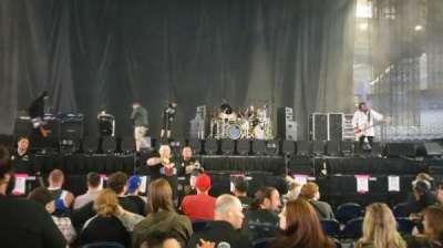 Allstate Arena, sección: 1, fila: 7, asiento: 29