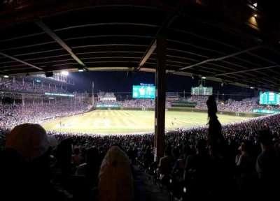 Wrigley Field, sección: 228, fila: 14, asiento: 101