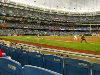 Yankee Stadium sección 014a