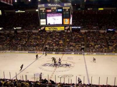 Joe Louis Arena, sección: 207, fila: 3, asiento: 6