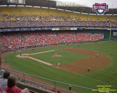 RFK Stadium, sección: 408, fila: 7, asiento: 5
