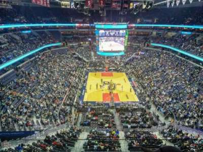 Verizon Center, sección: 425, fila: C, asiento: 12