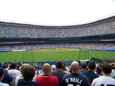 Old Yankee Stadium, sección: 51, fila: U, asiento: 3