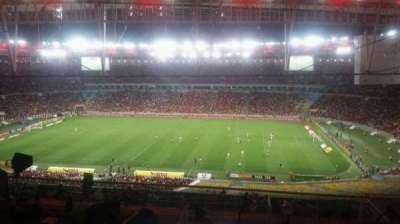 Maracanã Stadium, sección: Press Box