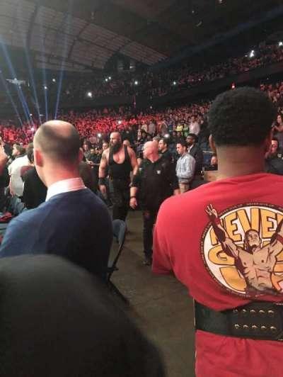 Allstate Arena, sección: 7, fila: 3, asiento: 14