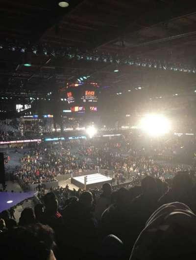 Allstate Arena, sección: 216, fila: q , asiento: 49