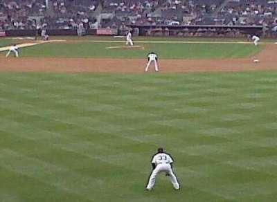 Yankee Stadium sección 202