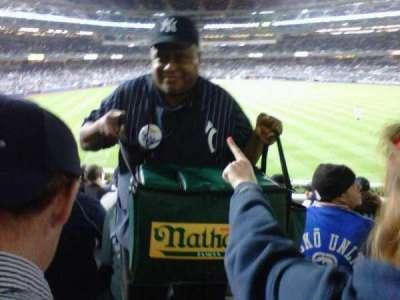 Old Yankee Stadium, sección: 238, fila: 21, asiento: 8