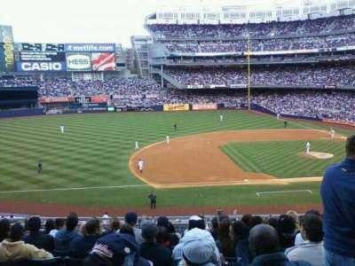 Old Yankee Stadium, sección: 122, fila: 10, asiento: 8